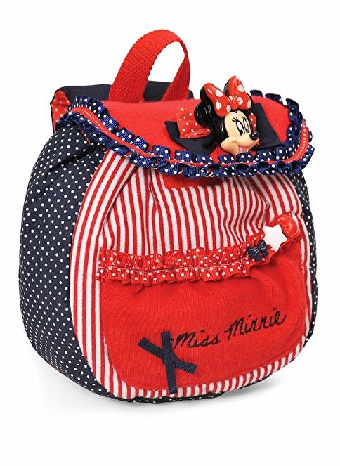 4ff3604f9c9fe Disney Kız Çocuk Çanta Kırmızı-Mavi-Beyaz   Morhipo   4630029